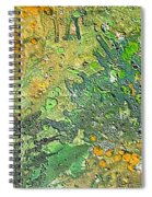 Irish Moos Spiral Notebook