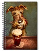 Irish Toast Spiral Notebook