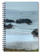 Irish Tidal Pool Spiral Notebook