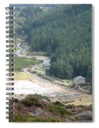 Irish Valley Spiral Notebook