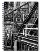 Iron Age - Bethelehem Steel Mill Spiral Notebook
