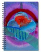Iron Butterfly Spiral Notebook