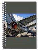 Iron Eagle Spiral Notebook