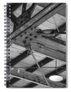 Iron Roof Spiral Notebook