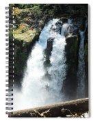 Ironhead Falls Spiral Notebook