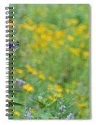 Ironweed Spiral Notebook