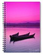 Irrawaddy River Spiral Notebook