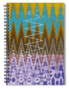 Is The Noise In My Head Bothering You? Spiral Notebook