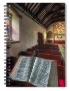 Isaiah 59 Spiral Notebook