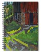 Isaiah Tubbs Barn Spiral Notebook