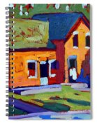 Isaiah Tubbs Neighbour Spiral Notebook