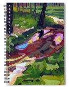 Isaiah's Lane Spiral Notebook