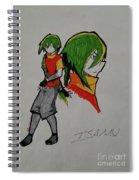 Isamu Spiral Notebook