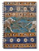 Ishtar Gate Spiral Notebook
