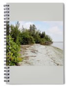 Island - Beach Spiral Notebook