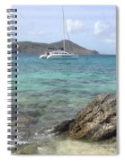 Island Dreaming Spiral Notebook