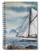 Island Dreams Spiral Notebook