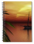 Island Explorer  Spiral Notebook