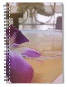 Island Happy Hour Spiral Notebook