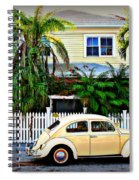 Island House Spiral Notebook
