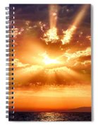 Island Life 3 Spiral Notebook