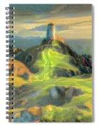 Island Lighthouse Spiral Notebook