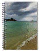 Island Living Spiral Notebook