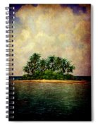 Island Of Dreams Spiral Notebook