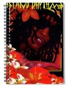 Island Rhythm Spiral Notebook