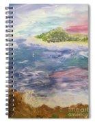 Islands Spiral Notebook
