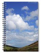 Isle Of Arran Spiral Notebook