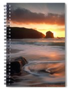 Isle Of Lewis Outer Hebrides Scotland Spiral Notebook