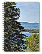 Islesboro View  Spiral Notebook