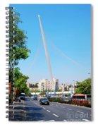 Israel, Jerusalem  Spiral Notebook