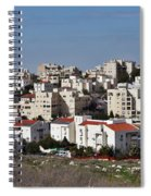 Israel Modiin  Spiral Notebook