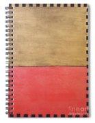 Israel Sunset Spiral Notebook