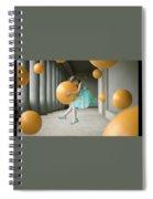 Issam Shalhoub - Photography Spiral Notebook