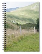 Isskogel Mountain Peak  Spiral Notebook
