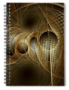 Issuance Of The Metropole Spiral Notebook