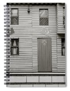 Istanbul House Spiral Notebook