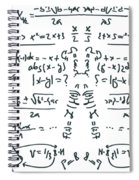 It Figures... Spiral Notebook