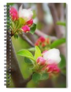 It Is Spring Time In The Annapolis Valley Spiral Notebook