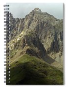 Italian Alps Spiral Notebook