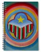 Italian American Spiral Notebook