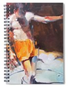 Italian Bathers 1 Spiral Notebook