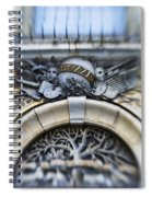 Italian Cherubs Spiral Notebook