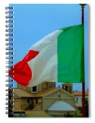 Italian Colors Spiral Notebook