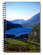 Italian Countryside No. 1 Spiral Notebook