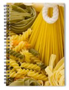 Italian Pasta Spiral Notebook