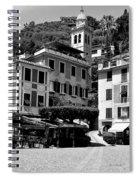 Italian Riviera Spiral Notebook